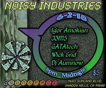 NoisyIndustries